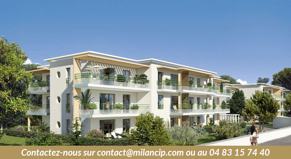 ANTIBES -Les Combes - CIP-134