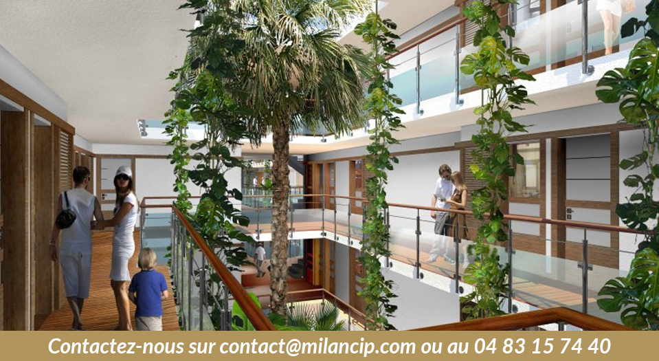 Immobilier neuf ANTIBES Siesta