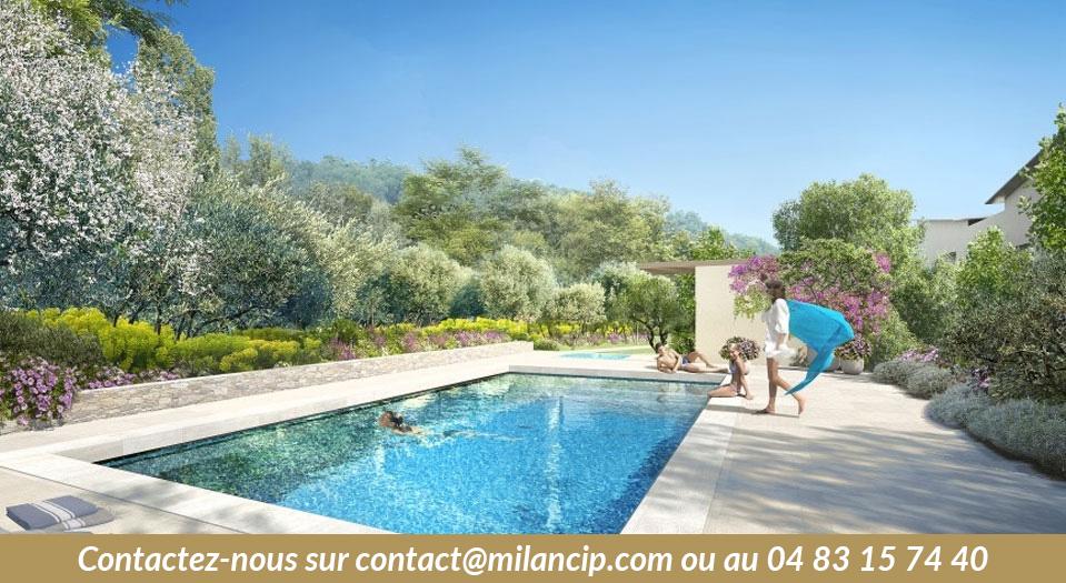 Logements neufs valbonne proche lyc e - Sophia antipolis piscine ...