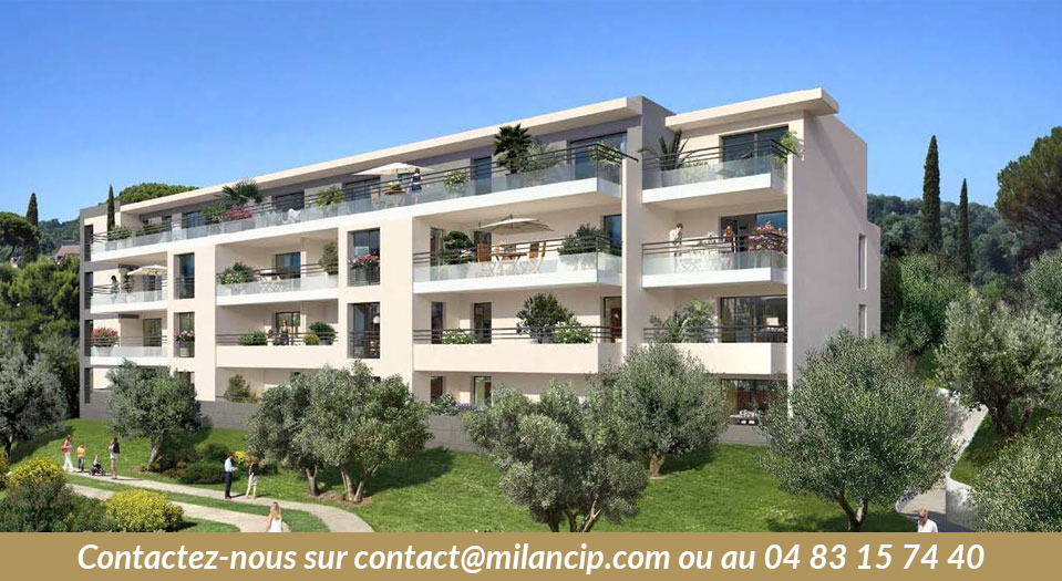 Immobilier neuf saint laurent du var corniche fleurie for Investir appartement neuf