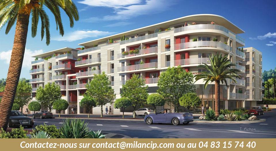 Immobilier neuf menton centre ville for Appartement neuf bordeaux centre ville