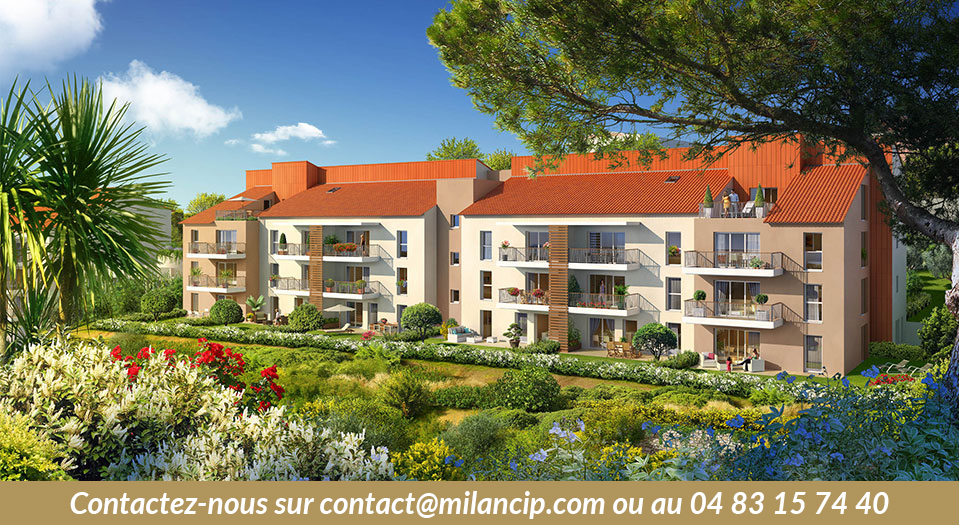 Programme Immobilier neuf NICE COLLINE Bellet
