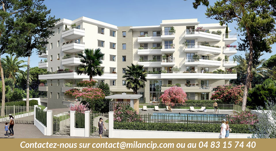 Immobilier neuf ANTIBES Centre-ville