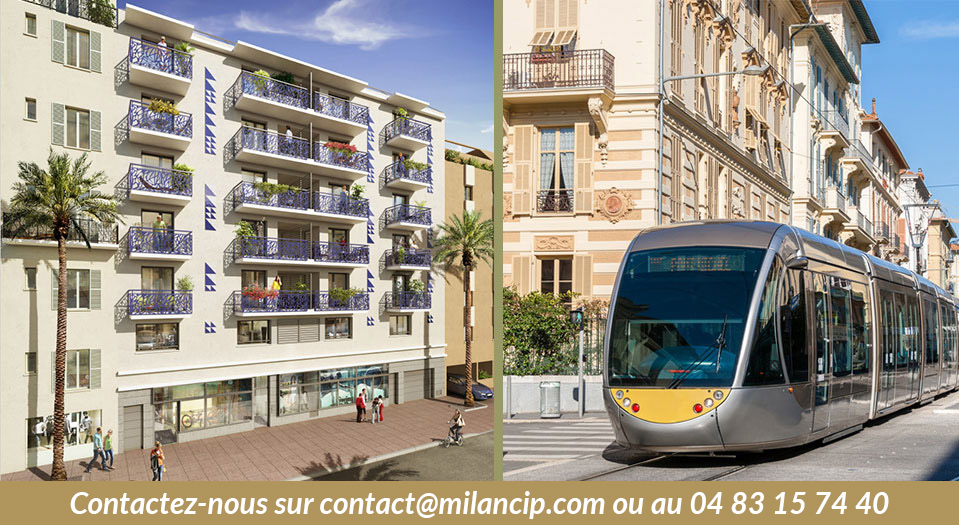 Immobilier neuf NICE CENTRE Angely - vue d'ensemble