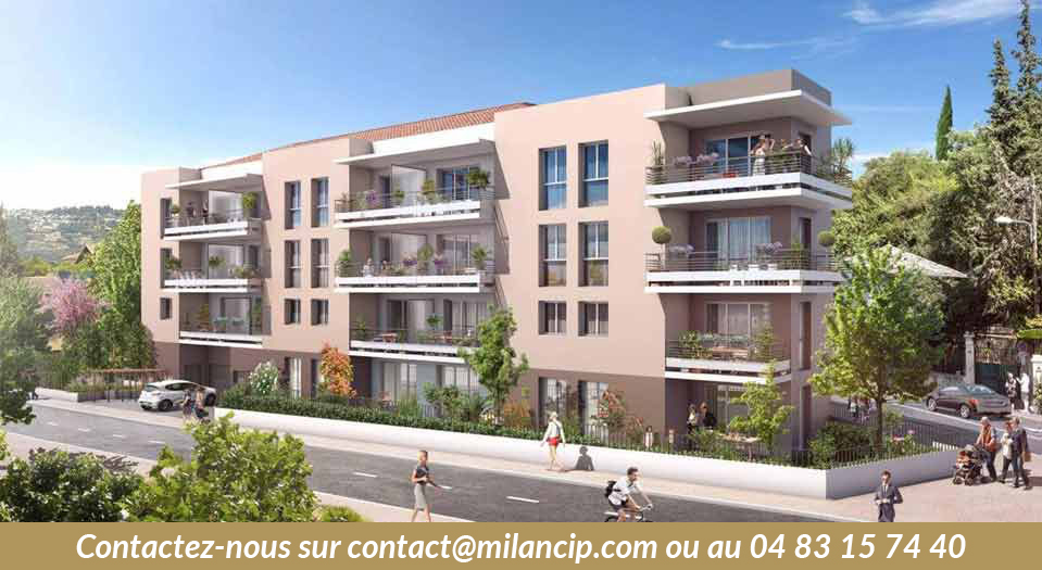 NICE OUEST -St Isidore - CIP-348