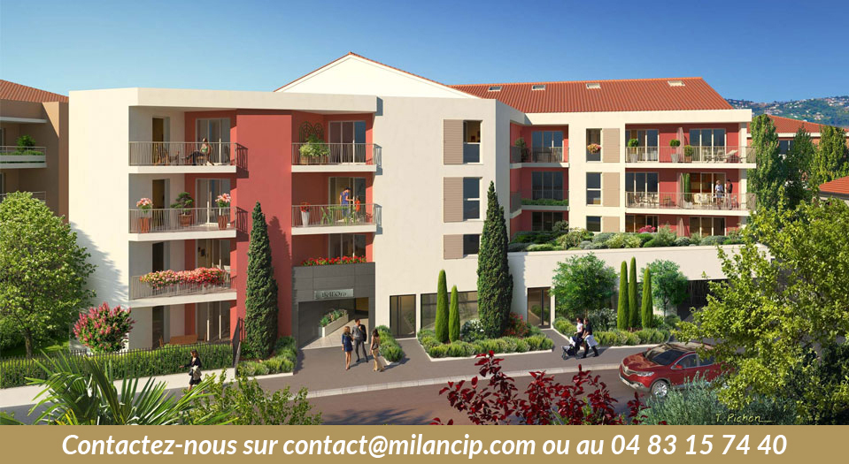 NICE OUEST -St Isidore - CIP-403
