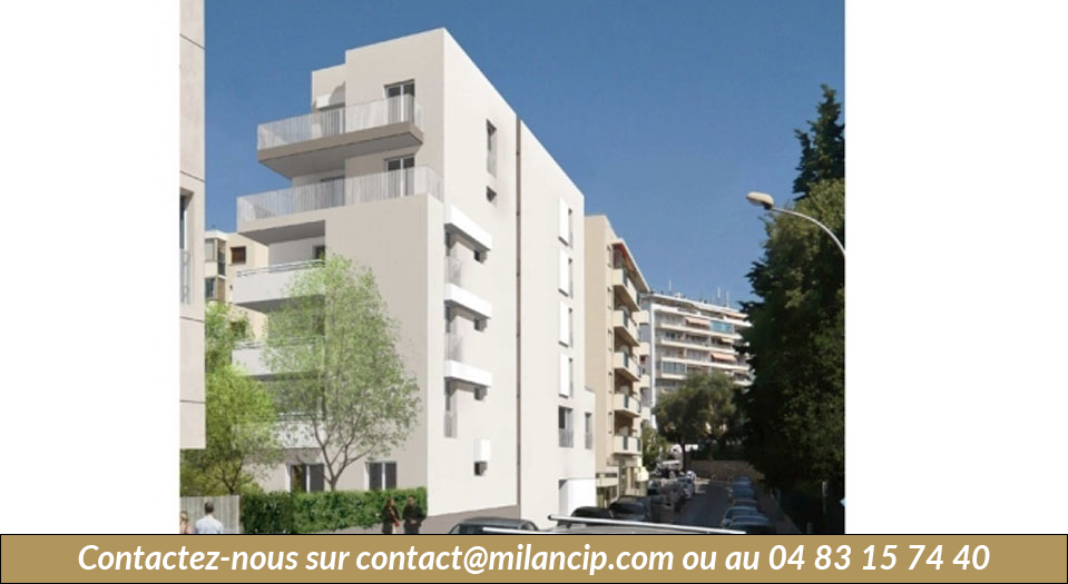 Immobilier neuf ANTIBES Tanit - Façade