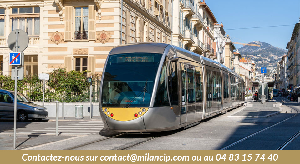 Immobilier neuf 06 NICE CENTRE St Roch - Le Tramway