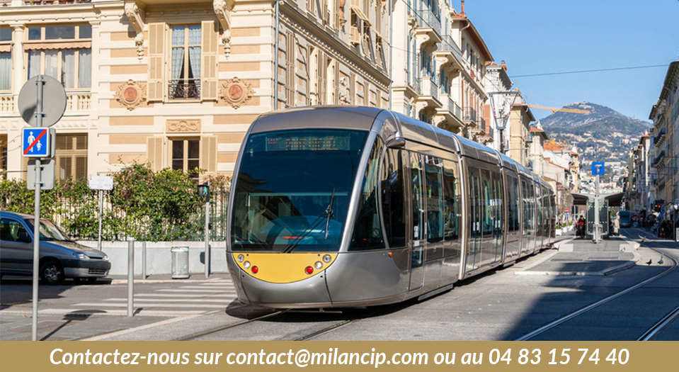Programme neuf NICE CENTRE Riquier - Le Tramway