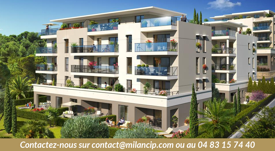 ANTIBES -Les Combes - St Claude - CIP-517