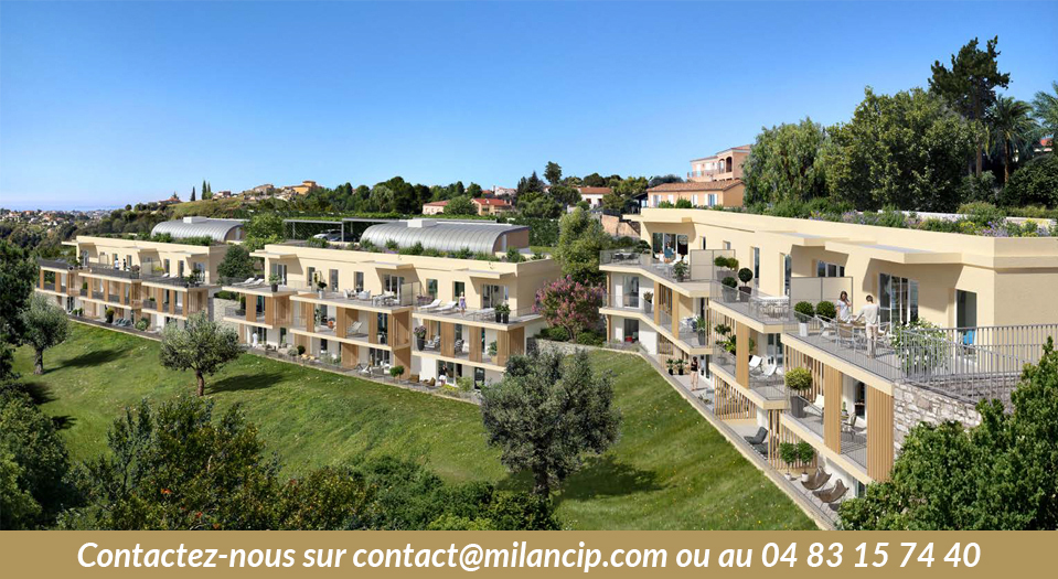 Immobilier neuf NICE COLLINE Pessicart