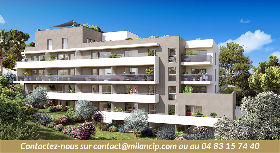 ANTIBES -Les Combes - CIP-534