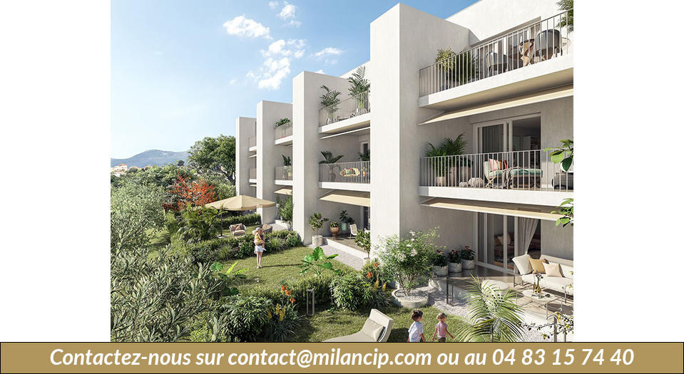 Immobilier neuf NICE OUEST Ventabrun - Image du programme