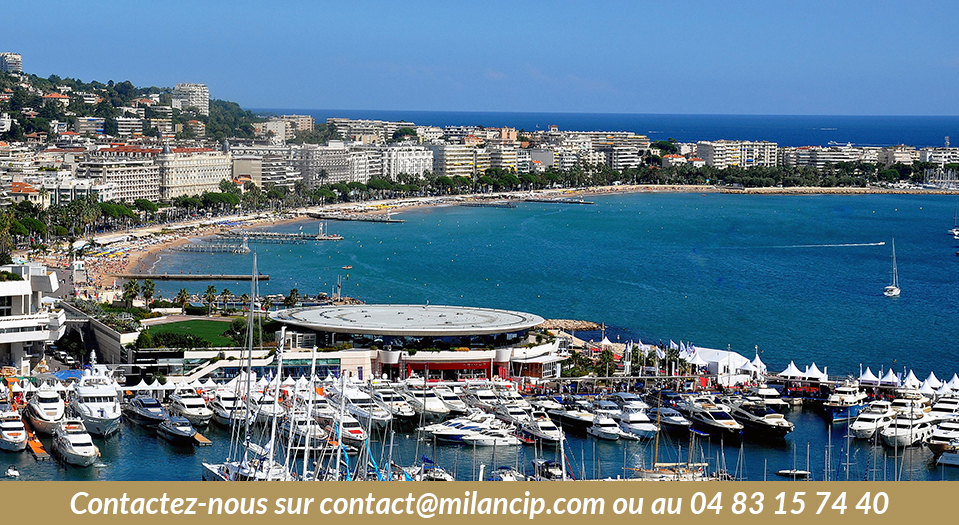Programme Neuf CANNES - Le port