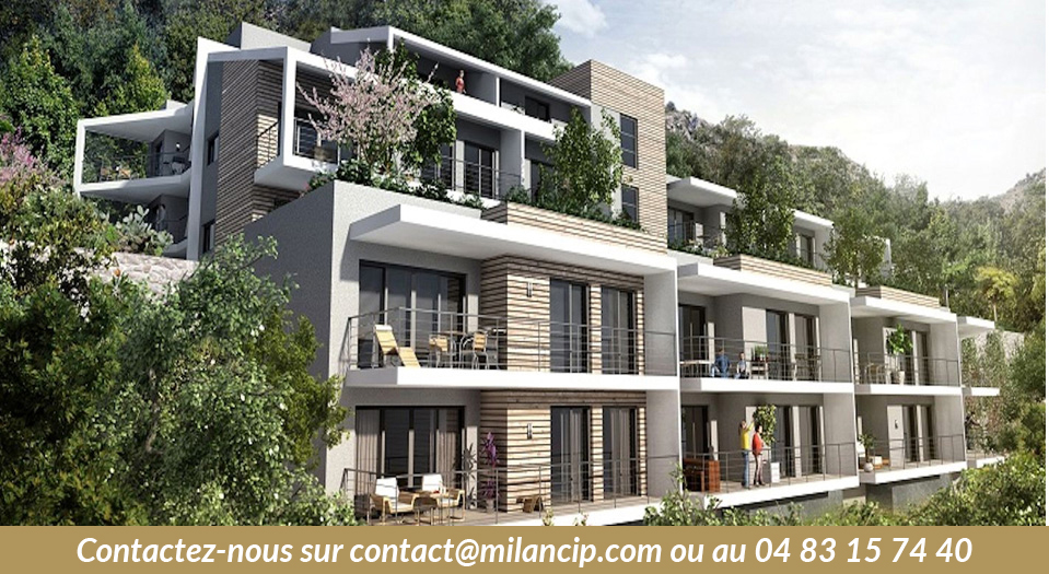 VENCE -Quartier Sainte Colombe - CIP-66