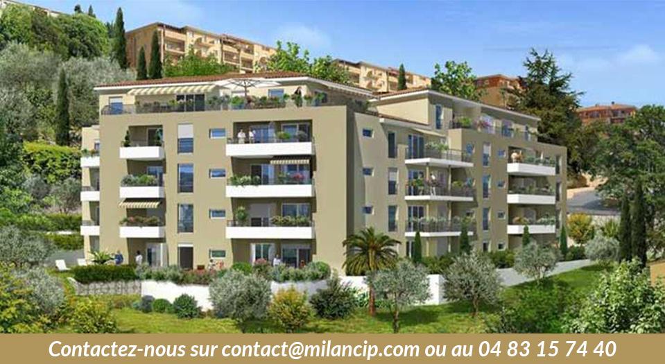 Immobilier neuf grasse centre ville for Appartement neuf bordeaux centre ville