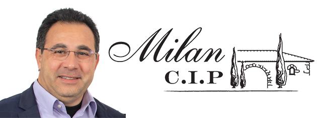 Laurent H de l'équipe MILAN CIP