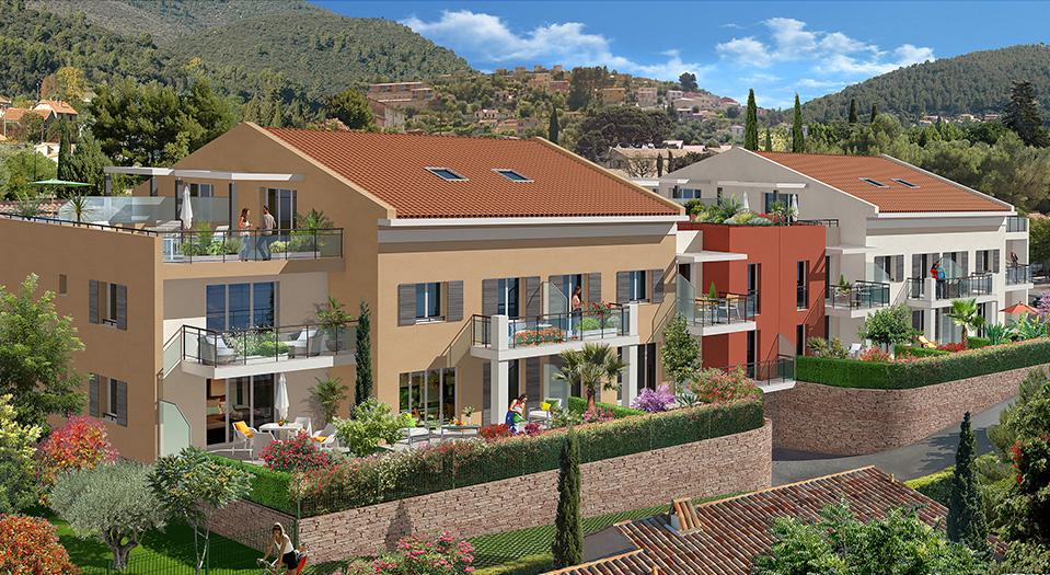 Petit budget : votre projet immobilier neuf dans les Alpes-Maritimes (06) ? C'est Possible !