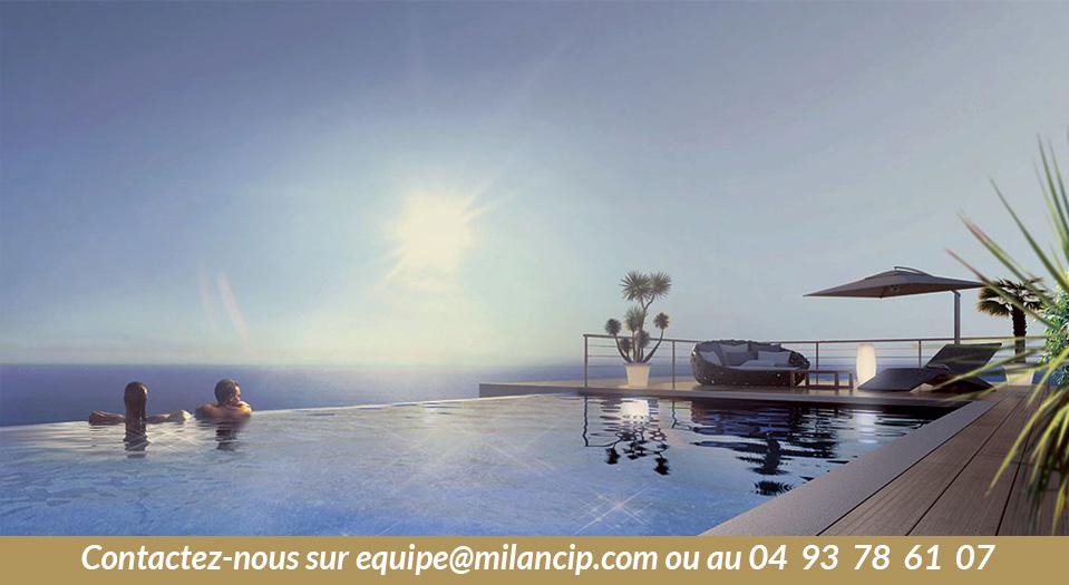 Les programmes neufs avec piscine sur la Côte d'Azur