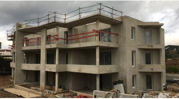 Visite de chantier du programme CIP-225 à Antibes quartier des Combes (Alpes Maritimes)