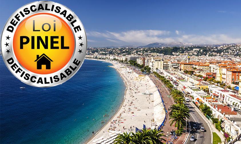 Cote d'Azur les 24 dernières opportunités Pinel pour 2015
