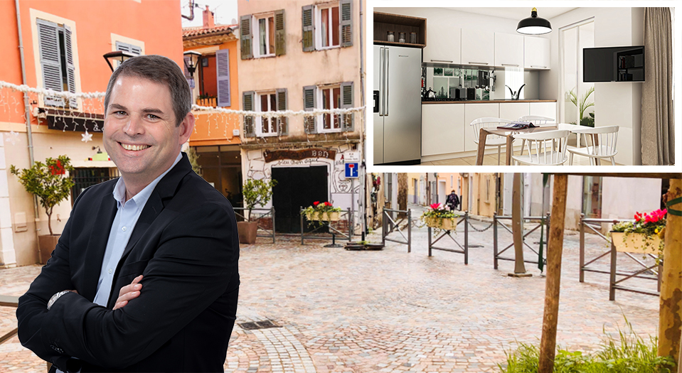 L'investissement Pinel du jour  - Le Mas d'Hortense –  225 € / mois