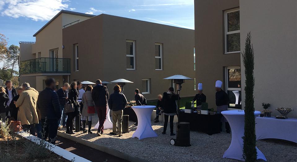 Inauguration du programme neuf de Rivaprim